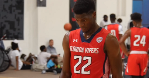Five-star PF Silvio De Sousa becomes first commit in the class for major blueblood