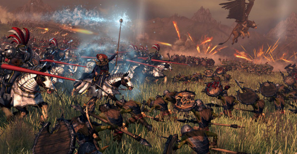 Creative Assembly announces free content for Total War: Warhammer in celebration of studio's 30th anniversary