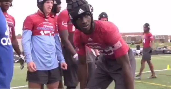 Four-star safety Trey Dean decommits from Tennessee