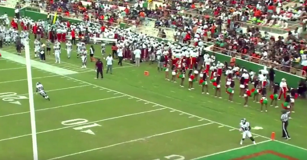 Texas Southern player has team's most embarrassing moment as he scores for the opponent
