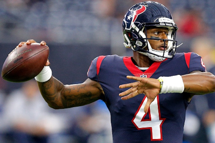Texans make official statement on Deshaun Watson's place on the team