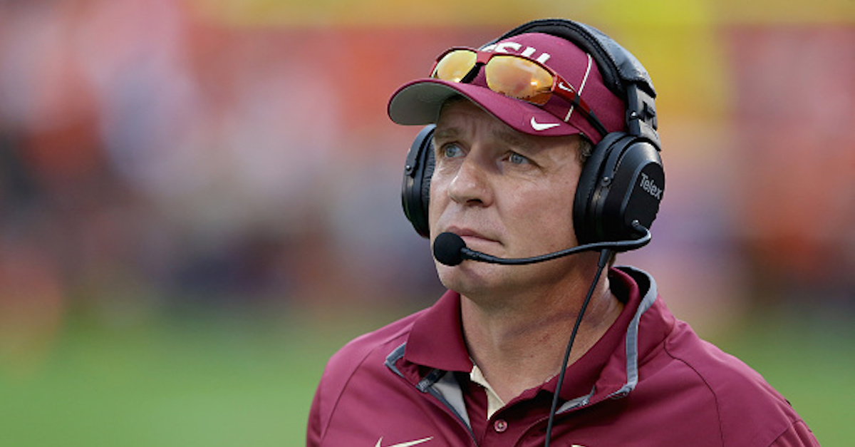 Florida State has found its next head coach to replace Jimbo Fisher