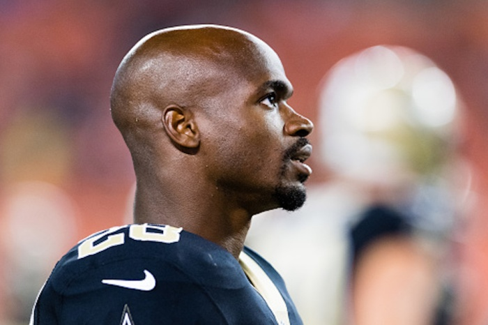 Adrian Peterson explains what he told Sean Payton during epic sideline stare down