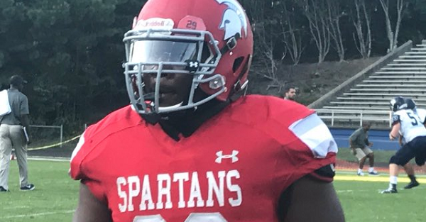 Four-star DT Alim McNeill announces commitment