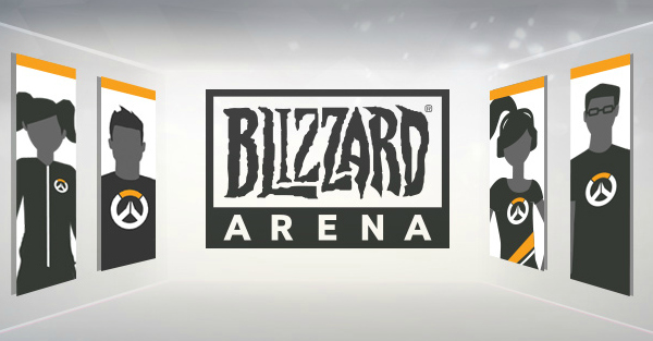 Blizzard Entertainment is creating its very own eSports arena