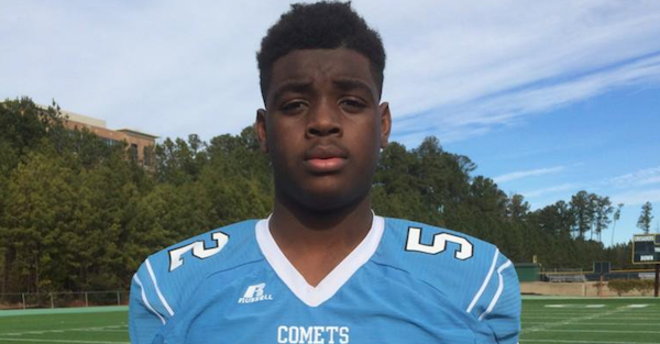 305-pound four-star DT C.J. Clark favoring five schools