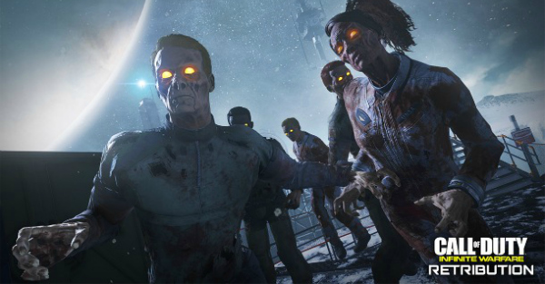 Call of Duty: Infinite Warfare's next DLC will conclude the zombie story