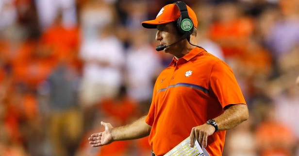 Clemson AD lays out plans to keep Dabo Swinney away from Alabama