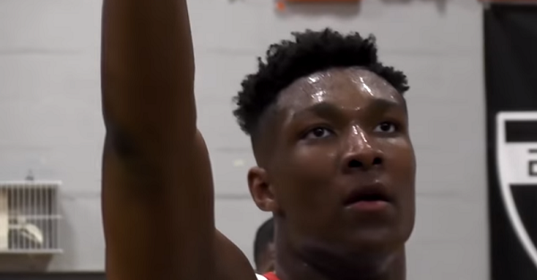 Five-star center David McCormack names his top six schools