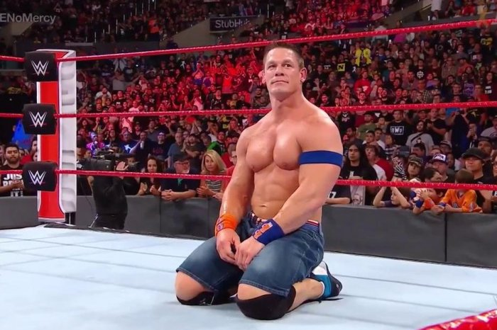 John Cena May Have Just Retired From WWE, And Fans Are Reacting