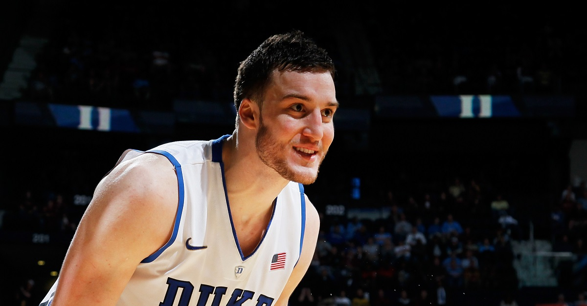 Former Duke star arrested, could face punishment from NBA team