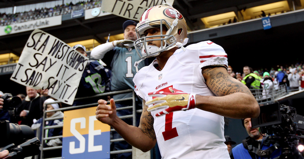 "Colin Kaepernick's lawyer believes he will be signed in the ""next 10 days"""