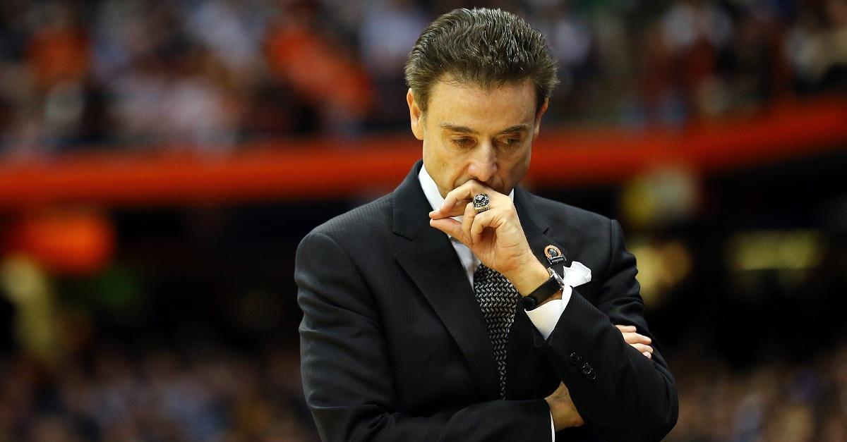 After firing Rick Pitino, Louisville officially names interim head coach