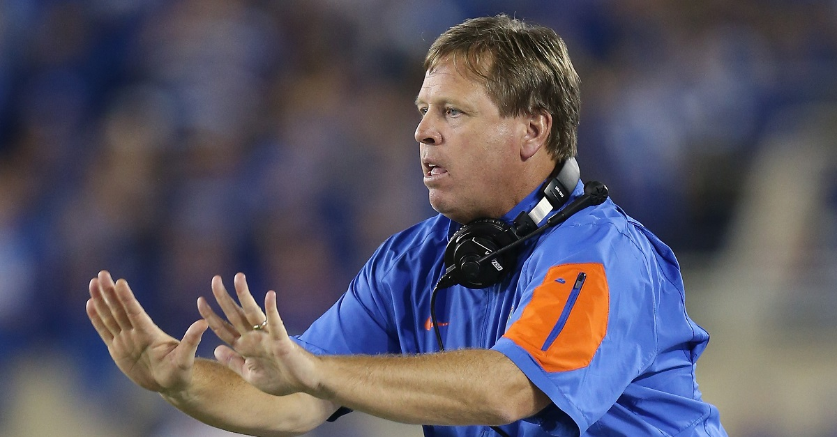 SEC has reportedly cleared the way for Florida to make splashy head coaching hire