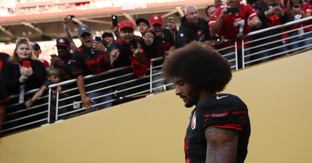Report: Colin Kaepernick's next money-making move is clear