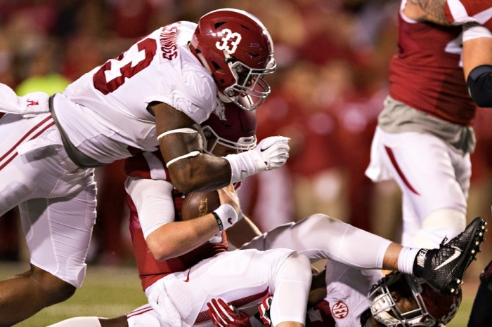 Yet another Alabama starter slated to miss time after undergoing surgery