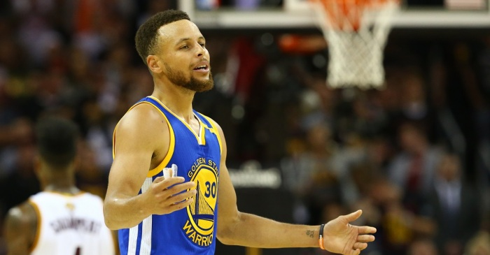 Former two-time NBA MVP Stephen Curry denied clause by Golden State Warriors