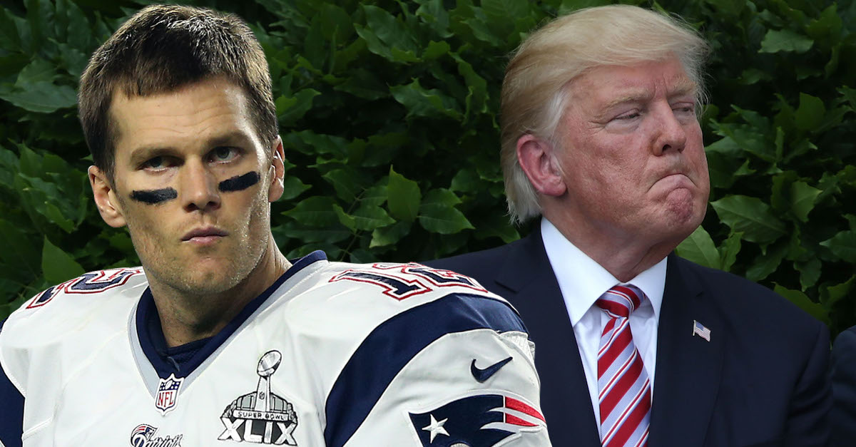 Tom Brady opens up and takes a hard stance on Donald Trump's national anthem protest comments