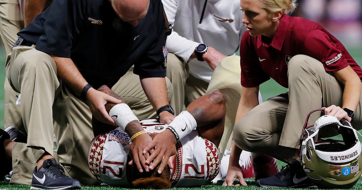 Report: Injury diagnosis revealed on Florida State QB Deondre Francois