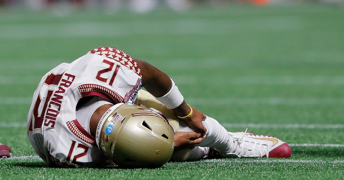 Florida State confirms its starting quarterback after Francois injury