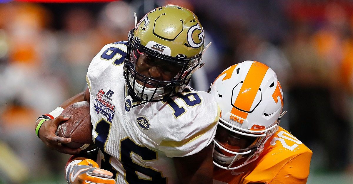 Tennessee-Georgia Tech caps epic Week 1 of college football with overtime thriller