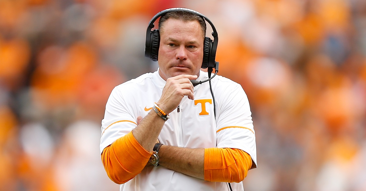 Butch Jones gives crucial updates on three of his key starters