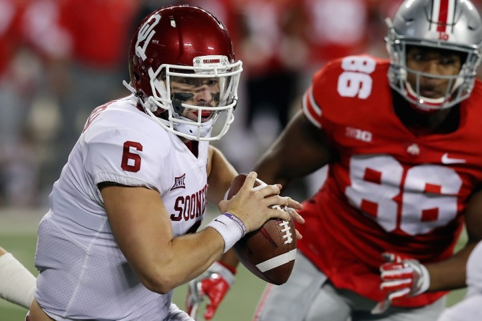 Oklahoma embarrasses Ohio State in its worst home loss this century