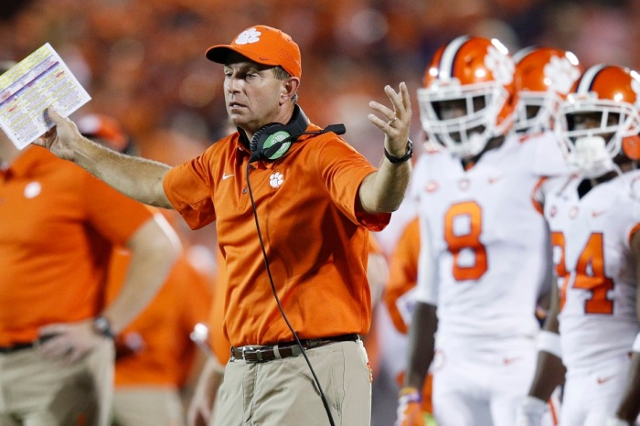 NC State bizarrely calls out Clemson for investigation, Dabo Swinney responds