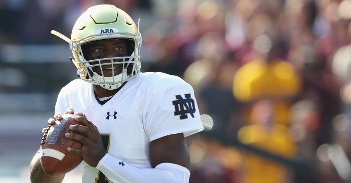 Notre Dame reportedly set to spend over $1 million on future opponent