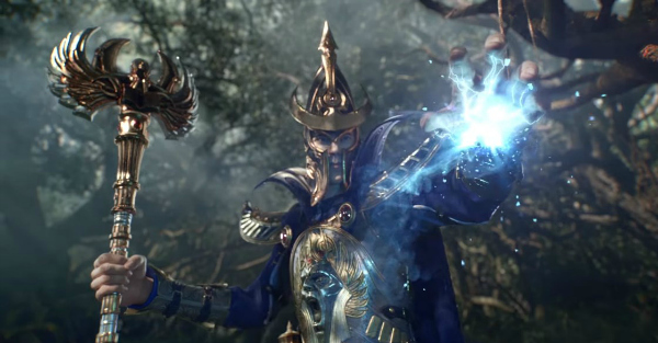 New trailers tease the High Elf faction of Total War: Warhammer 2