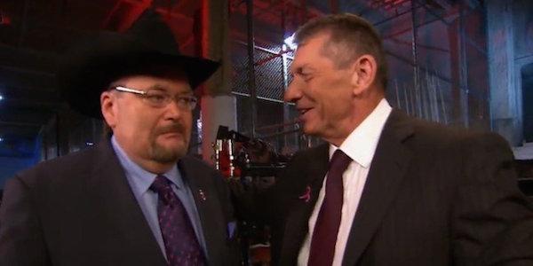 WWE legend Jim Ross shares how Vince McMahon helped him battle depression