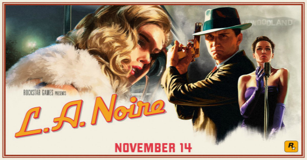 Rockstar announces L.A. Noire port for the PS4, Xbox One, and Switch
