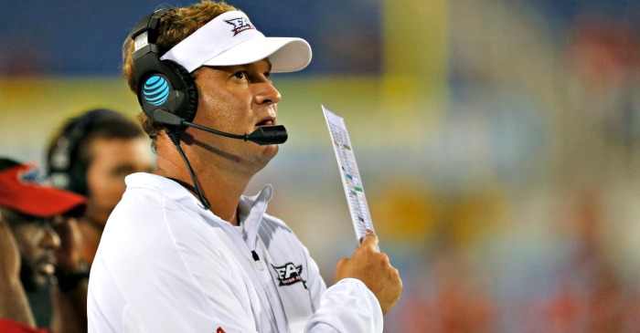 Lane Kiffin reportedly stealing away a staffer from Nick Saban, Alabama