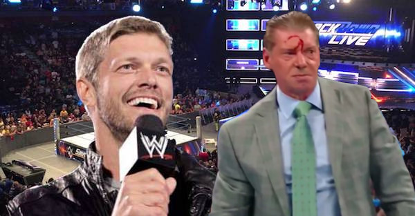 "WWE Hall of Famer Edge says one star can be the ""main man"" after Vince McMahon showdown"