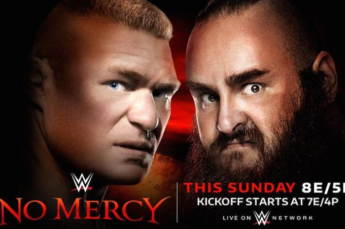 WWE No Mercy 2017: Preview, predictions, start time, how to watch