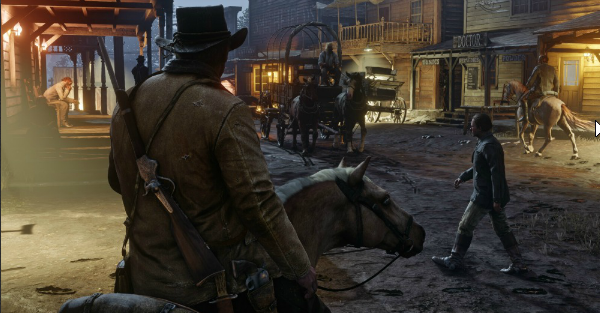 Rockstar releases second trailer for Red Dead Redemption 2