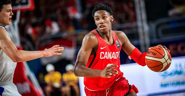 No. 1 overall recruit R.J. Barrett reportedly down to three schools