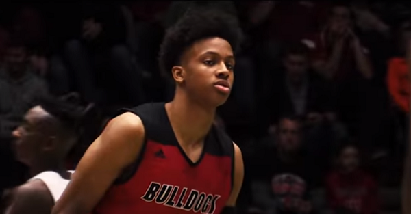 Nation's No. 1 SG Romeo Langford has one visit set in stone