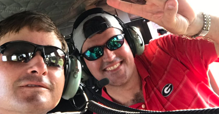 PGA Tour star had one thing on his mind after great round at Tour Championship