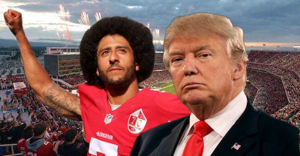 Colin Kaepernick's mother responds to President Donald Trump following national anthem protest comments