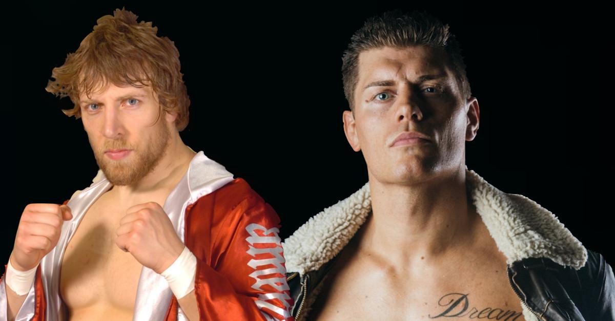 Cody Rhodes Daniel Bryan Ring of Honor Joe Koff