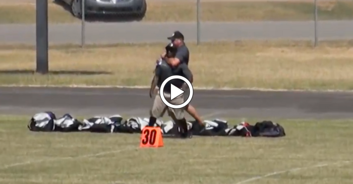 Youth Coach Chokes Out Fellow Coach Who Wouldn't Play His Son