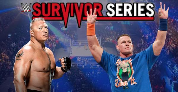 Rumored opponents for John Cena, Brock Lesnar at Survivor Series revealed