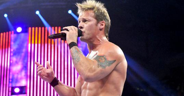 Former WWE Champion Chris Jericho admits what his favorite match of his career is