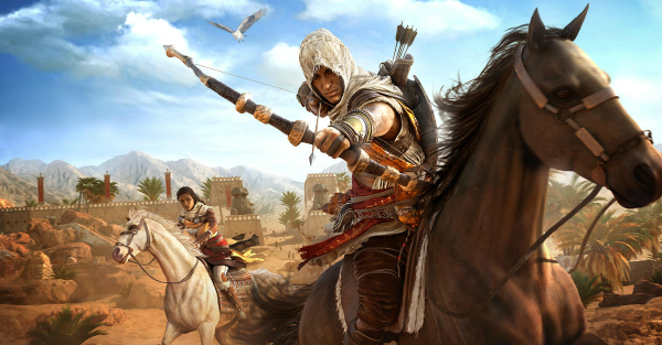 Ubisoft releases system requirements for Assassin's Creed: Origins