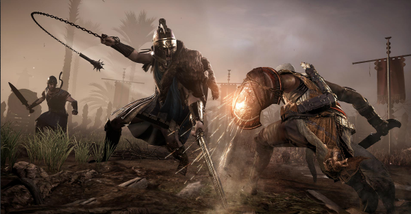 Ubisoft previews upcoming content for Assassin's Creed: Origins ahead of release