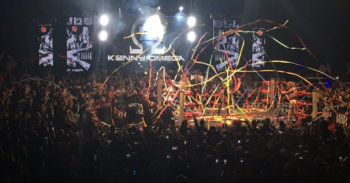 Ring of Honor Global Wars results: IWGP United States Championship match, former champion retires, Dalton Castle returns