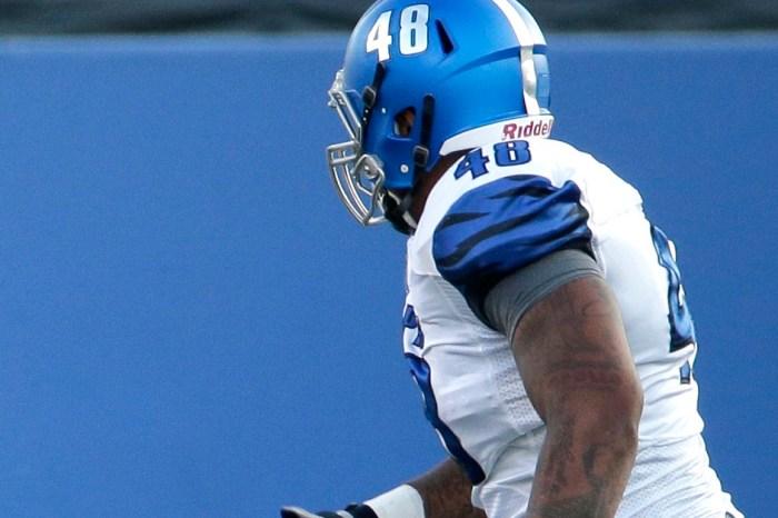 College football starter dismissed after arrest on despicable charge