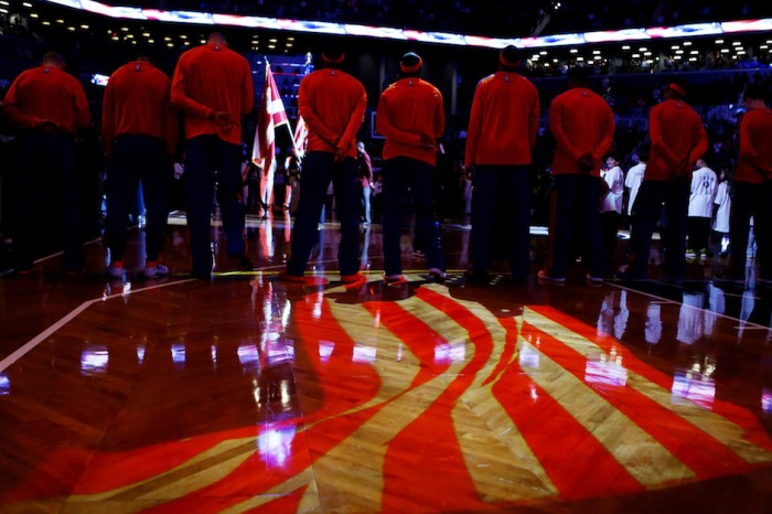 NBA can stop players from protesting national anthem, but apparently not singers