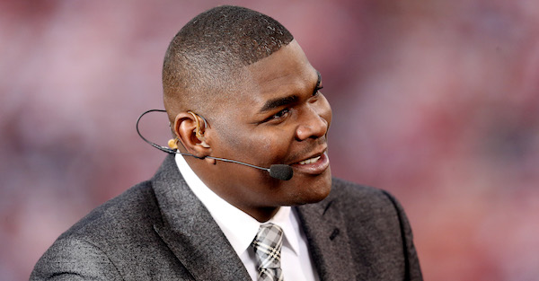 "Keyshawn Johnson comments on embattled college coach: Firing would be ""huge mistake"""